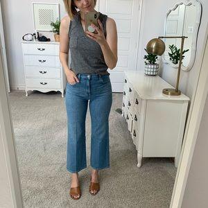 J Brand Joan Crop Jean - Fits like a 26